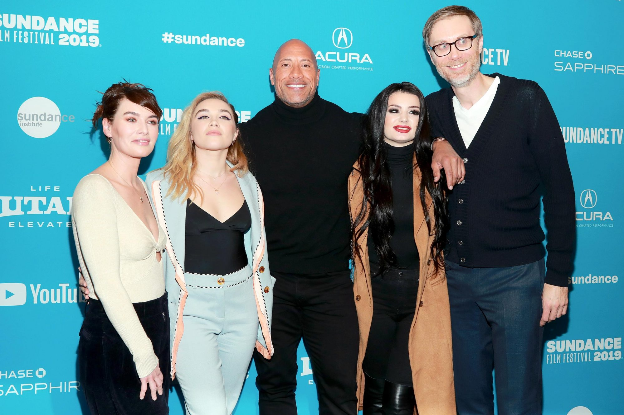 """2019 Sundance Film Festival - Surprise Screening Of """"Fighting With My Family"""""""