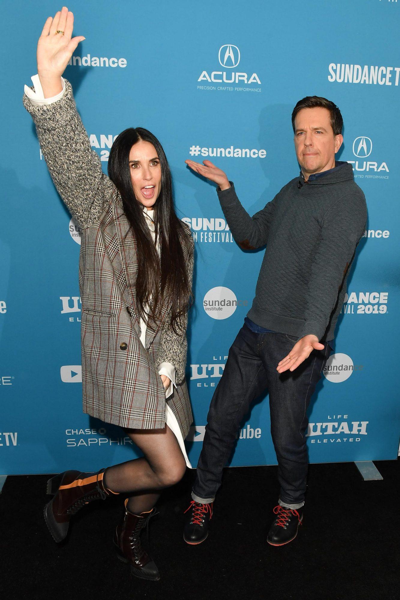 "2019 Sundance Film Festival - ""Corporate Animals"" Premiere"