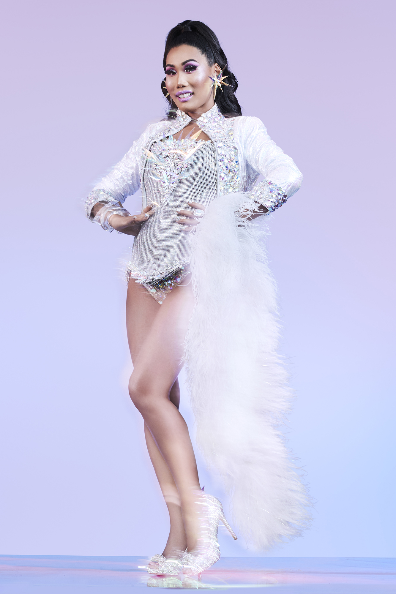 ELIMINATED IN 8TH PLACE: Gia Gunn