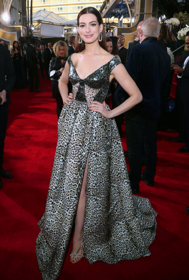 """NBC's """"76th Annual Golden Globe Awards"""" - Red Carpet Arrivals"""
