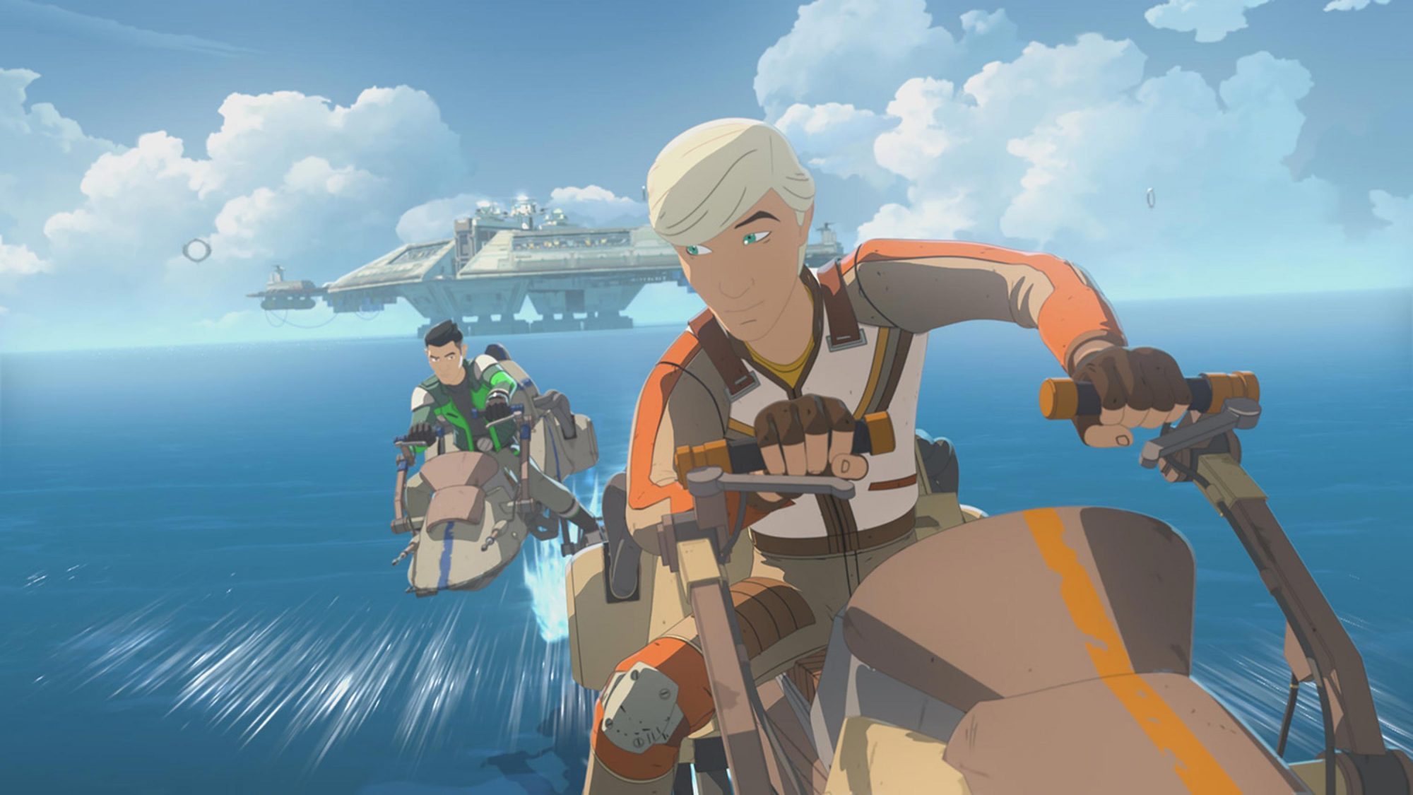 Star Wars: Resistance season 1 finale