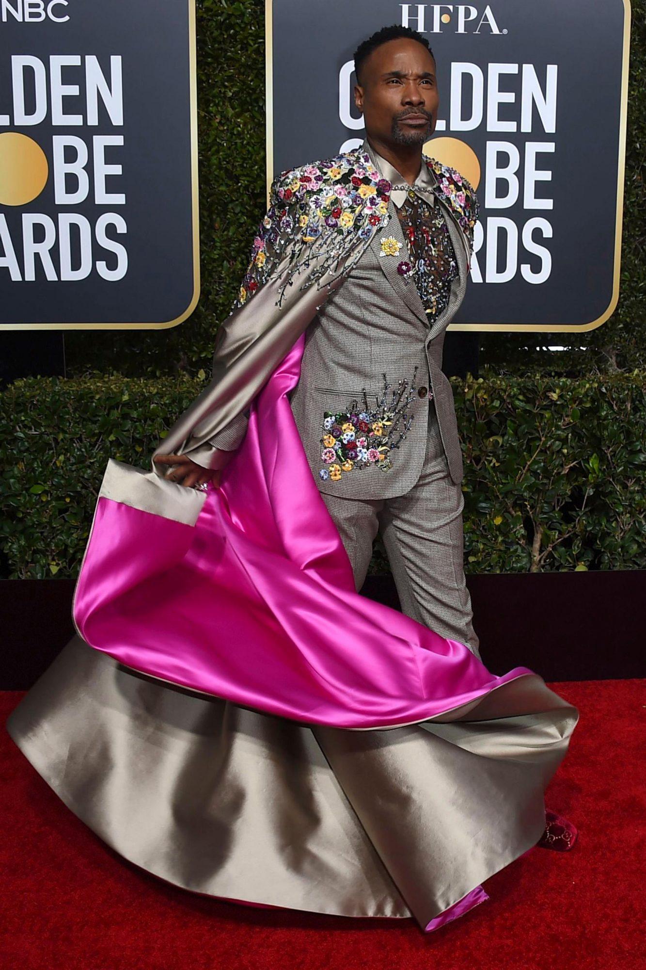 76th Annual Golden Globe Awards - Arrivals, Beverly Hills, USA - 06 Jan 2019