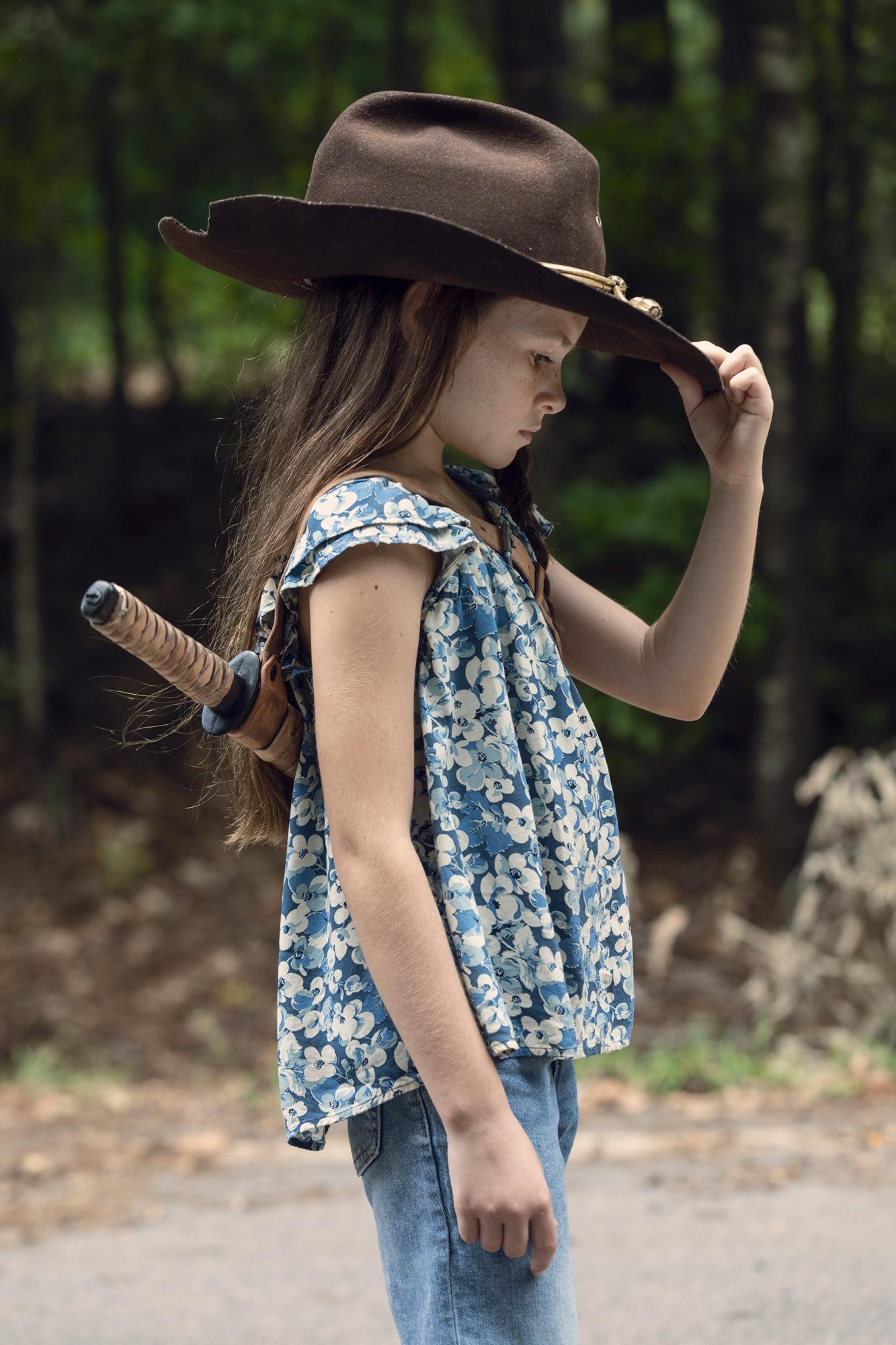 Cailey Fleming as Judith Grimes