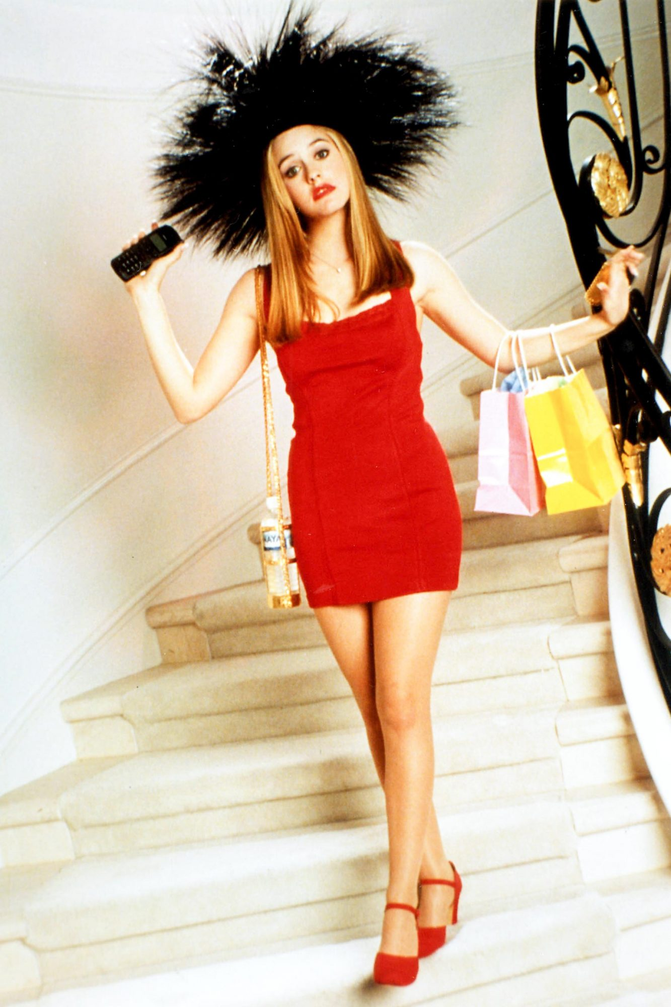 Cher (Alicia Silverstone) in Clueless (1995)