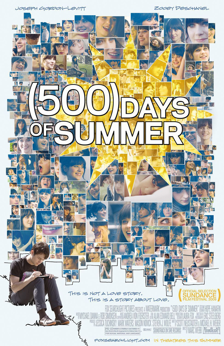 500 Days Of Summer - 2009