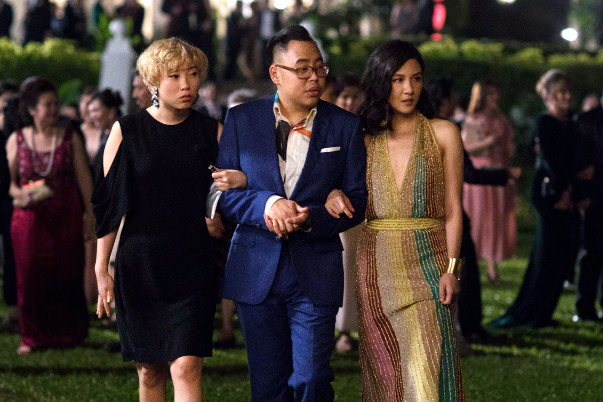 Oliver (Nico Santos) in 2018's Crazy Rich Asians