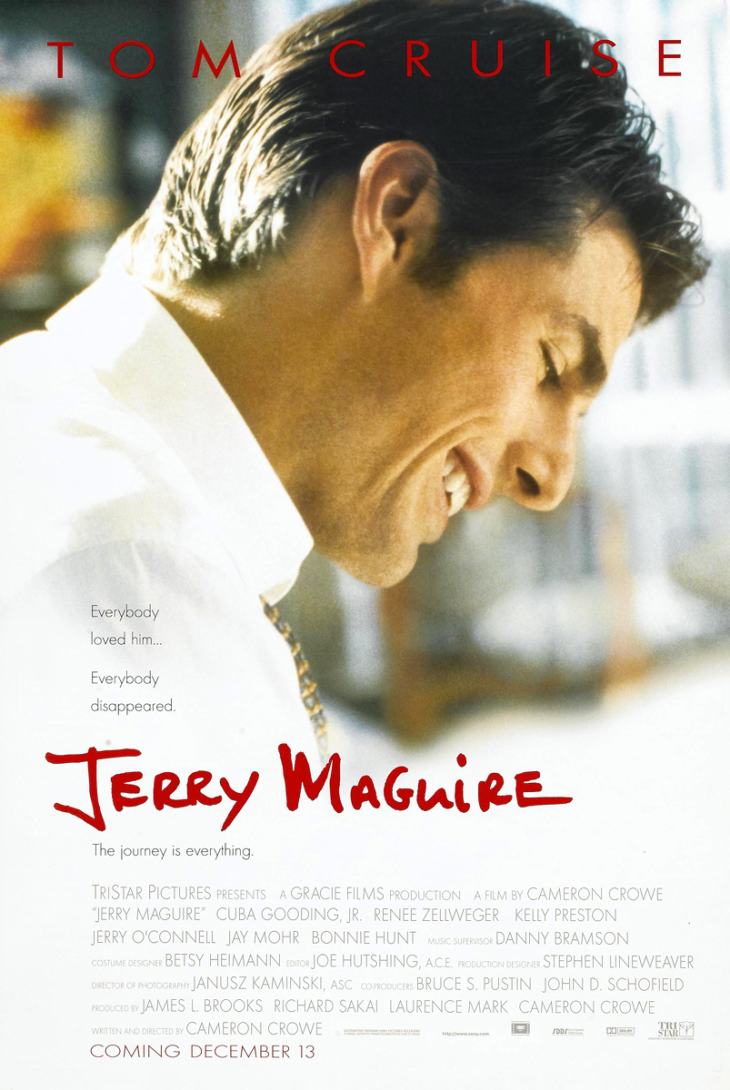 Jerry Maguire - 1996