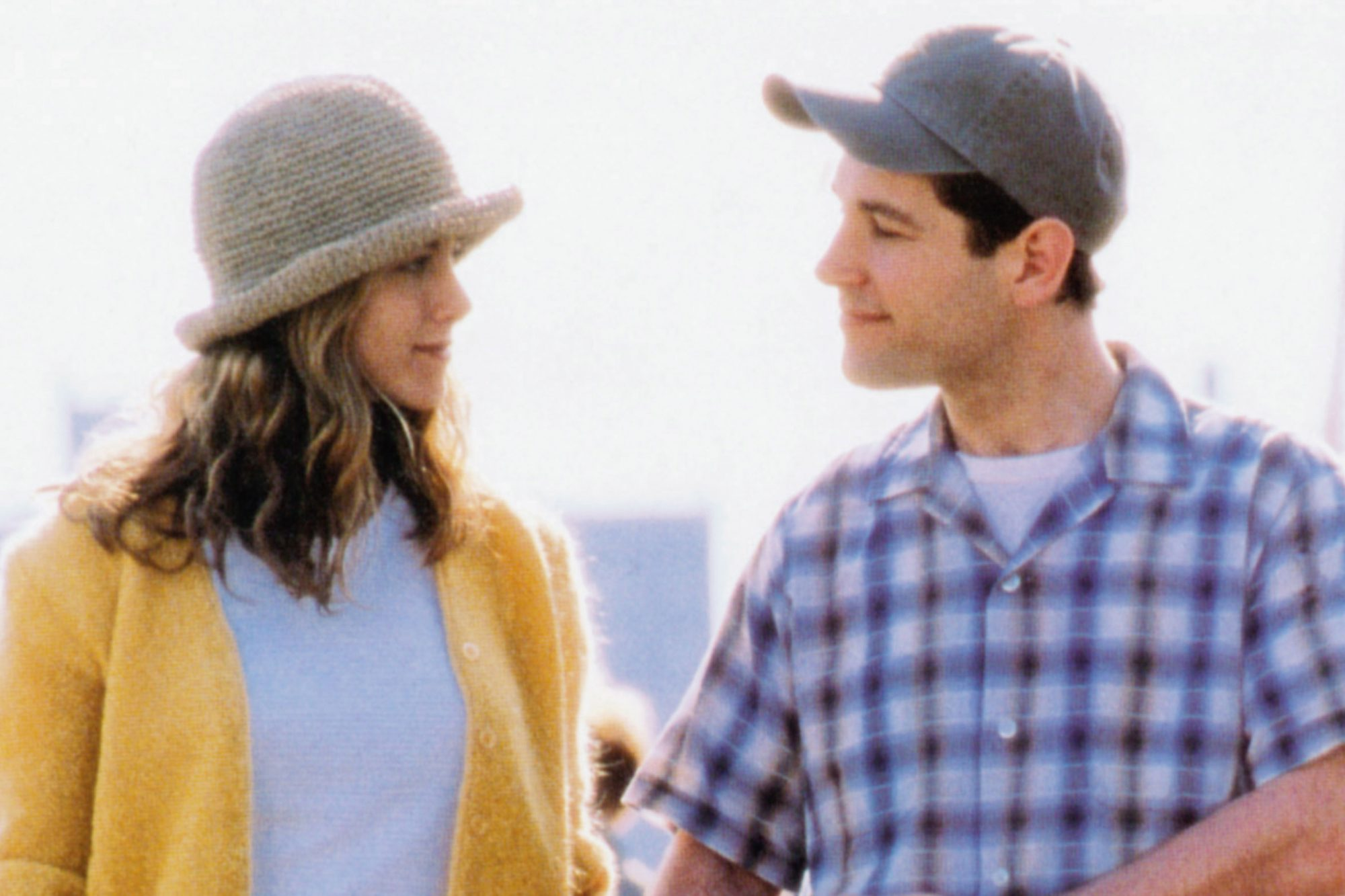 THE OBJECT OF MY AFFECTION, Jennifer Aniston, Paul Rudd, 1998, TM & Copyright (c) 20th Century Fox F