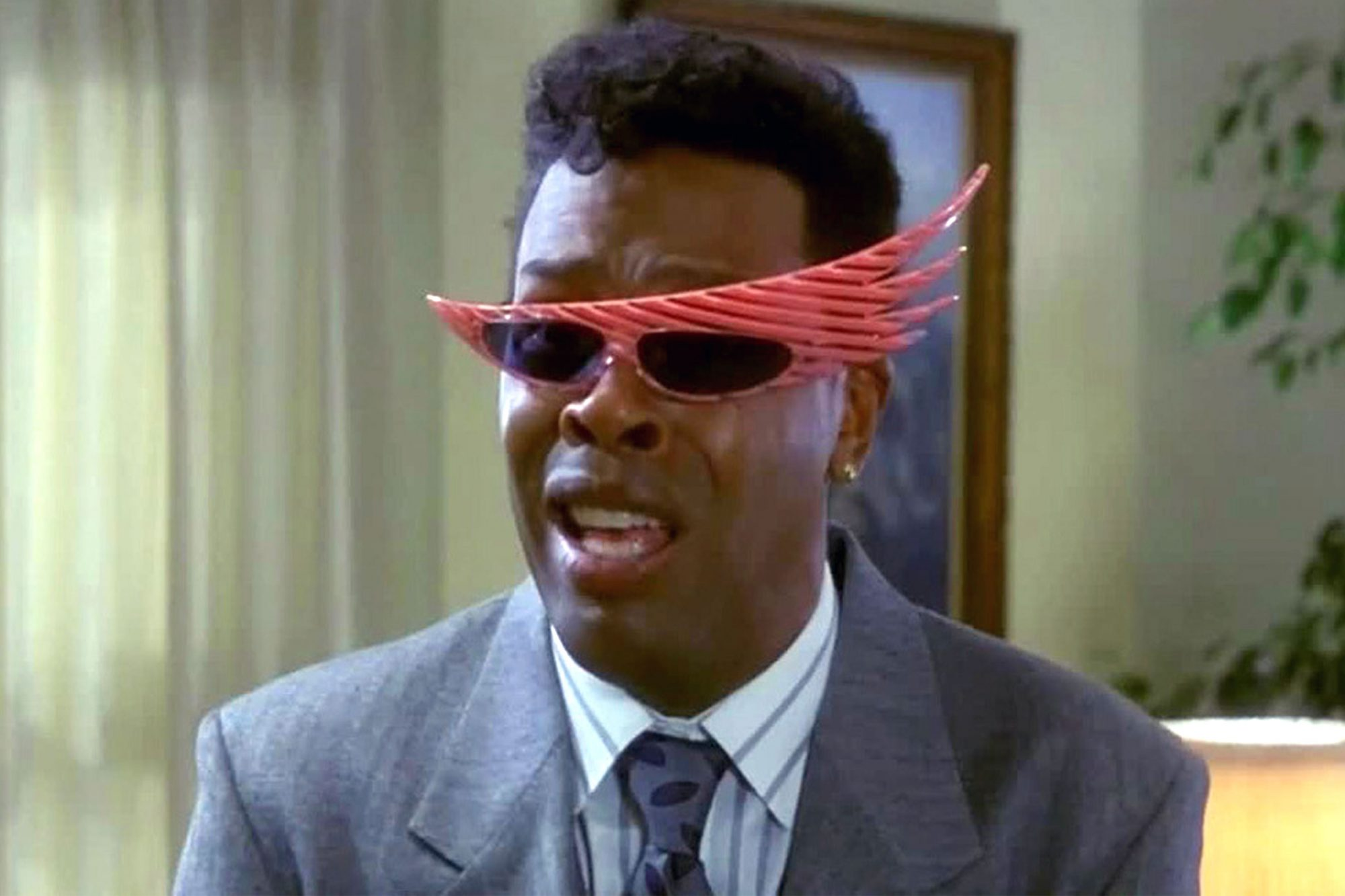 Mannequin (1987) (screen grab)Meshach Taylor CR: MGM