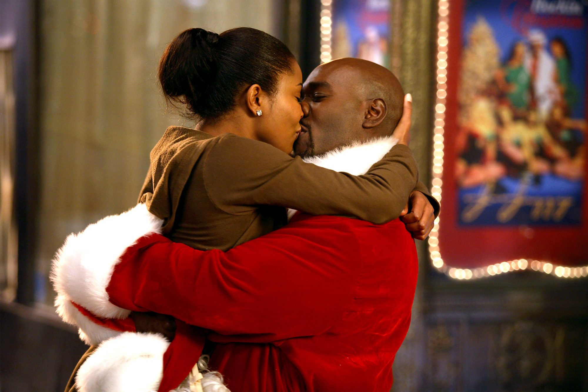THE PERFECT HOLIDAY, from left: Gabrielle Union, Morris Chestnut, 2007. ©Yari Film Group Releasing/c