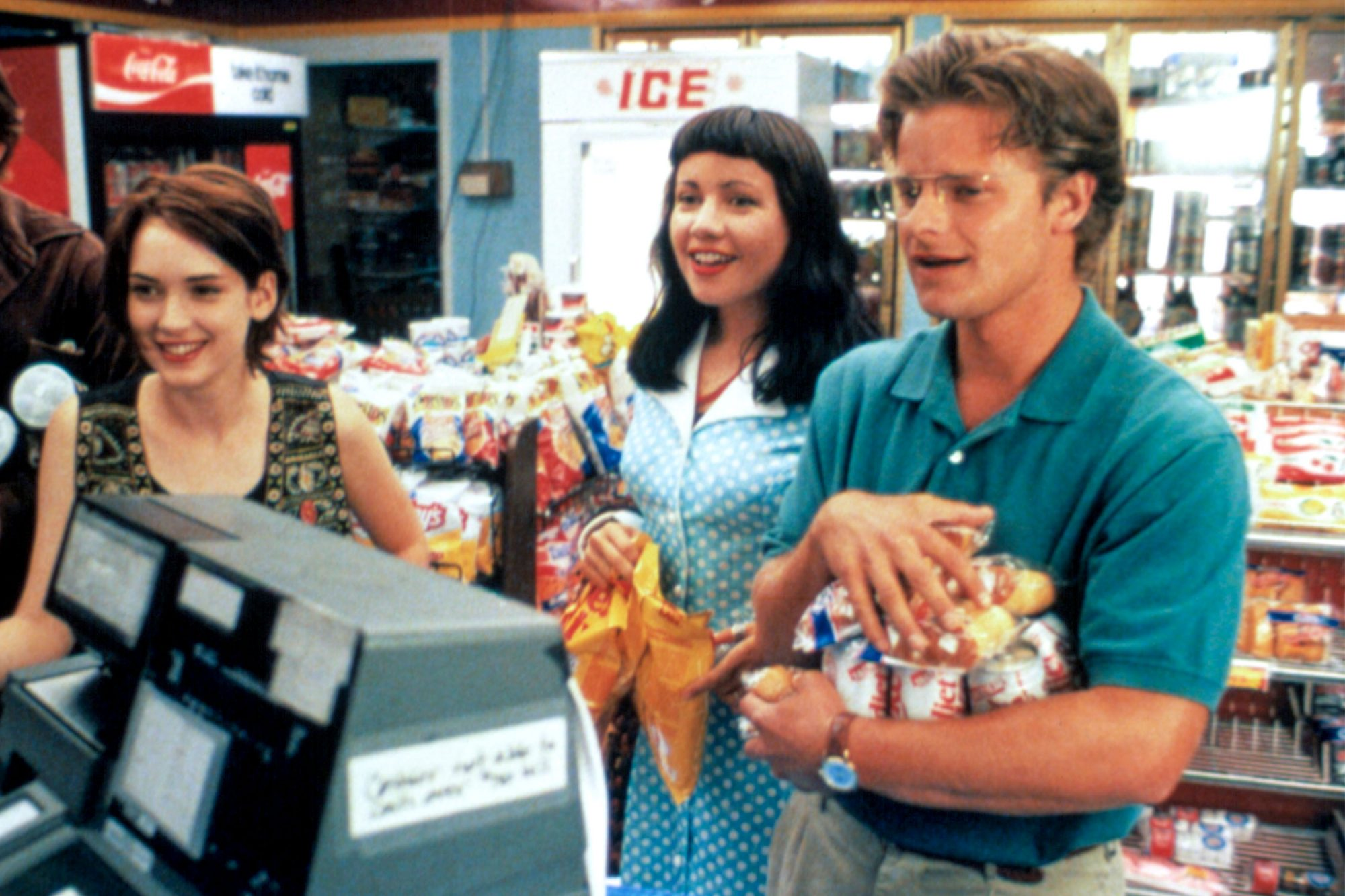 Sammy (Steve Zahn) in 1994's Reality Bites