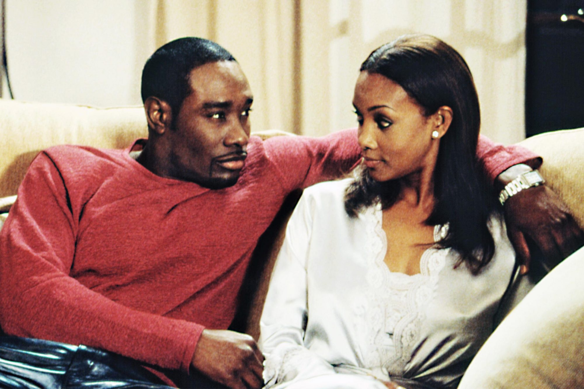 TWO CAN PLAY THAT GAME, Morris Chestnut, Vivica A. Fox, 2001