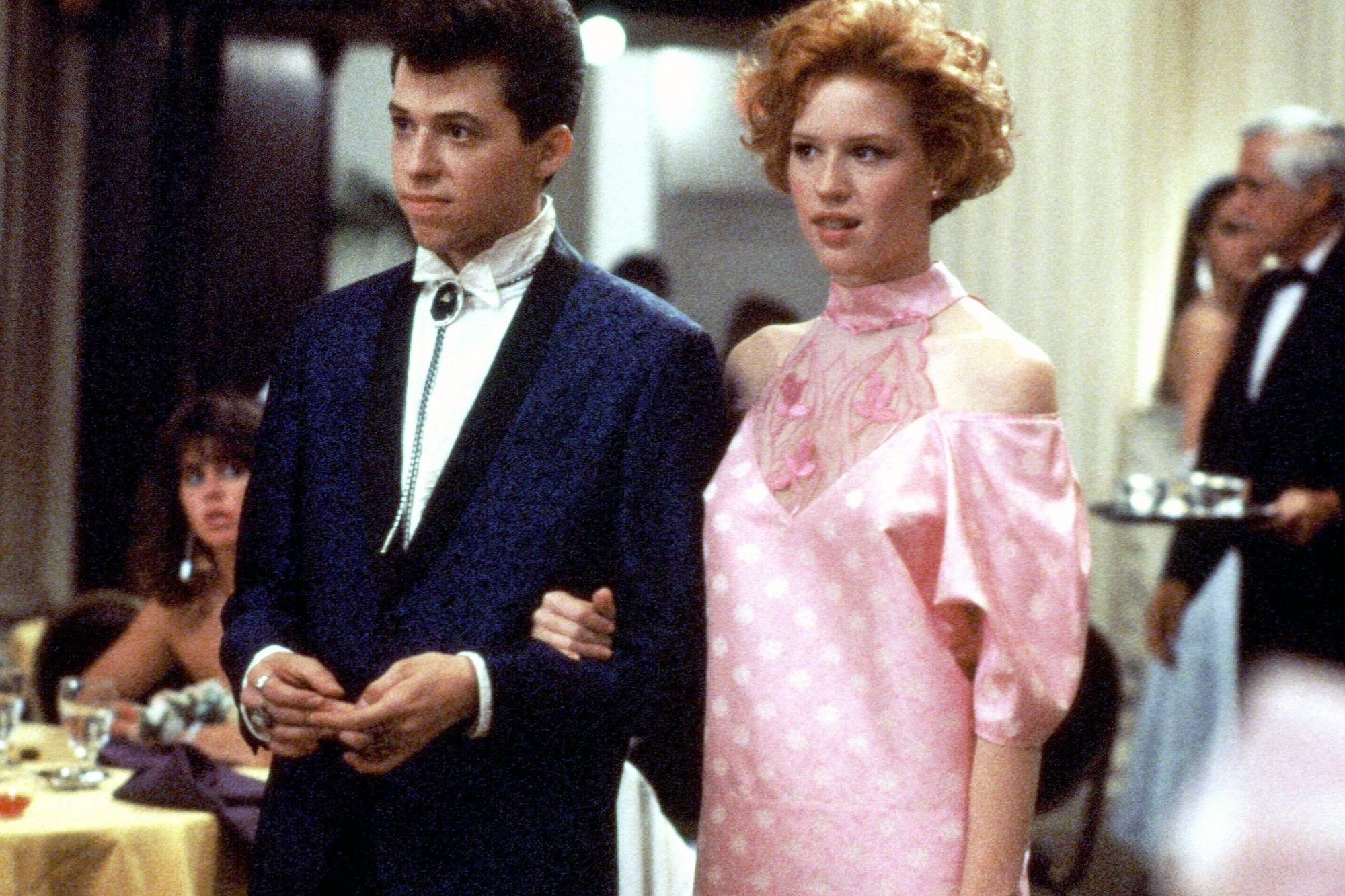 Andie (Molly Ringwald) in Pretty in Pink (1986)