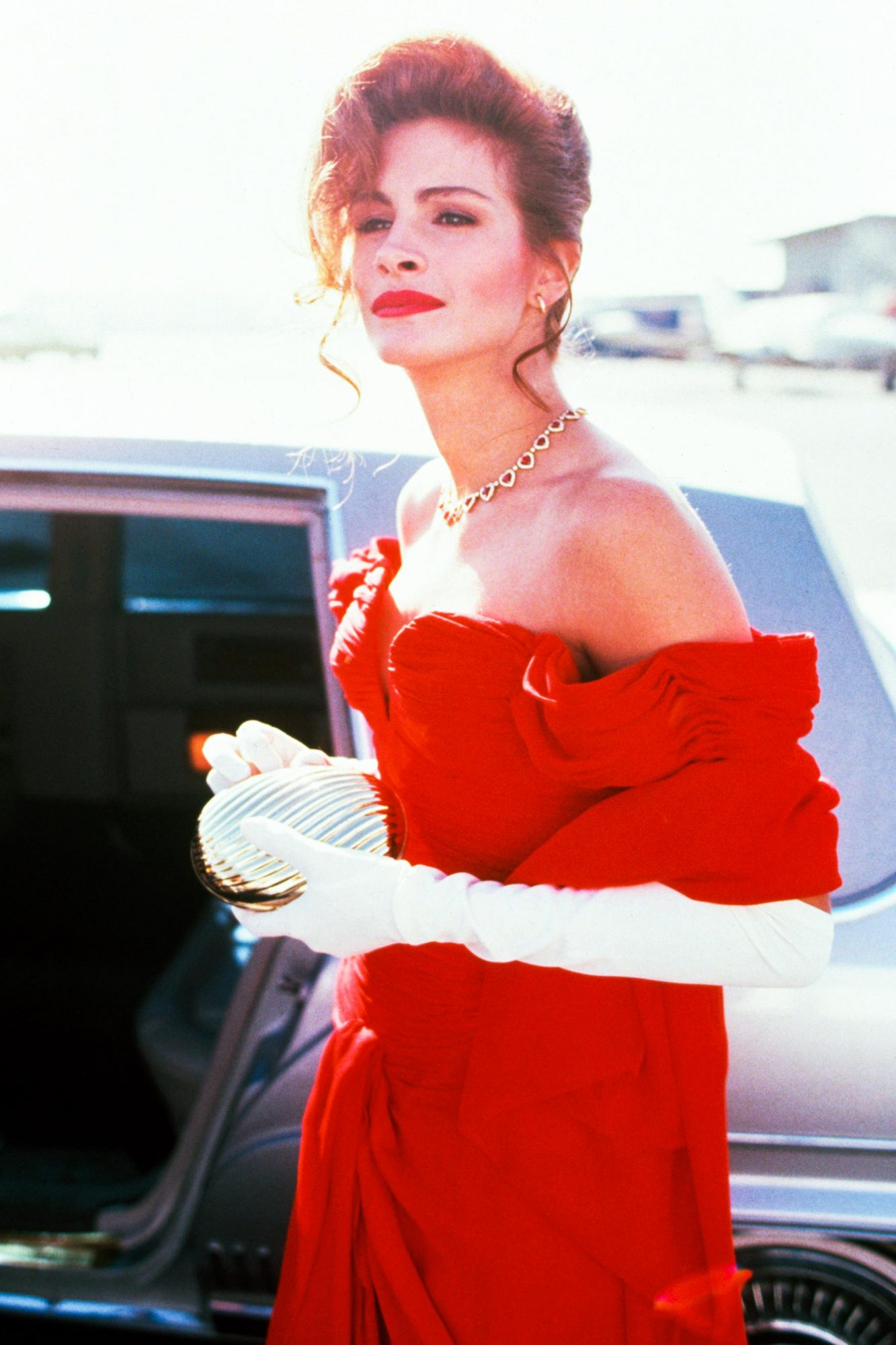 Vivian (Julia Roberts) in Pretty Woman (1990)