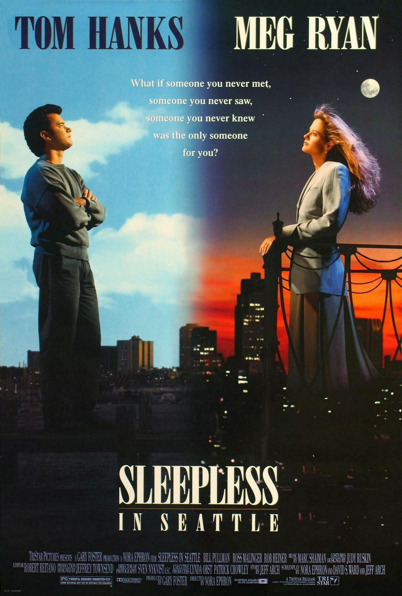 Sleepless In Seattle - 1993