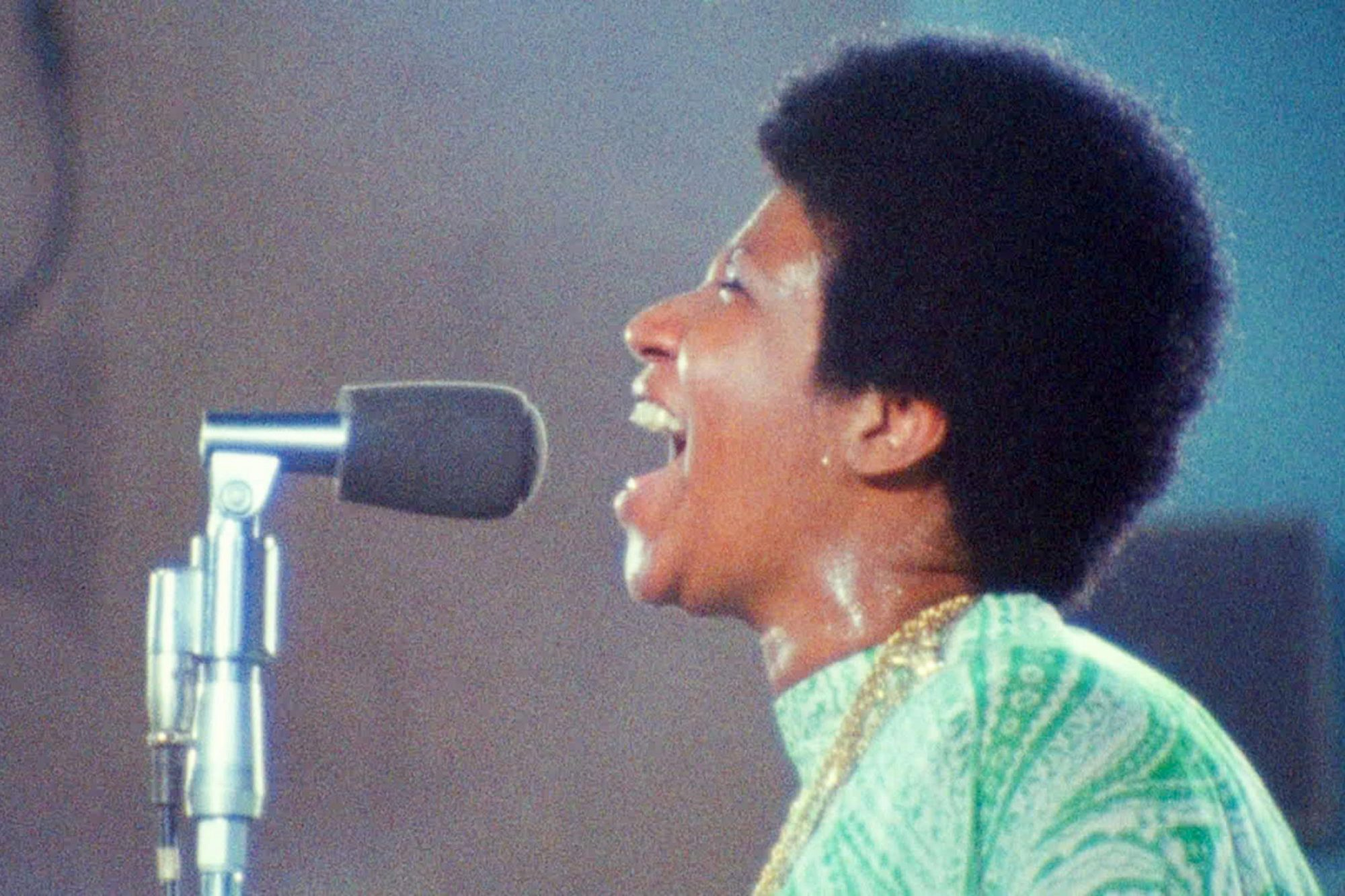 Amazing GraceAretha Franklin