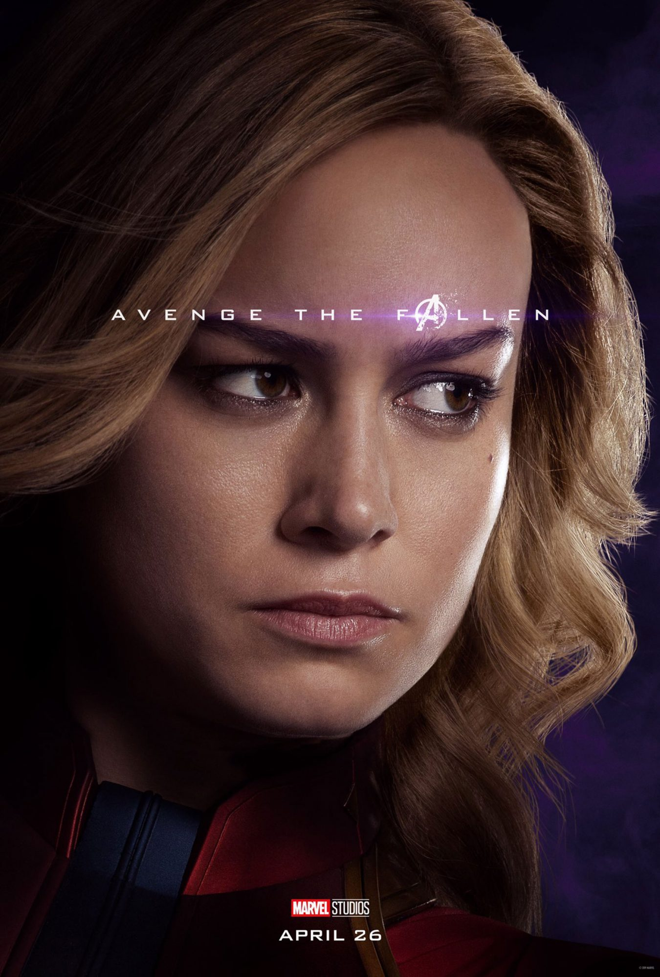 Avengers: Endgame Character postersCR: Marvel Studios