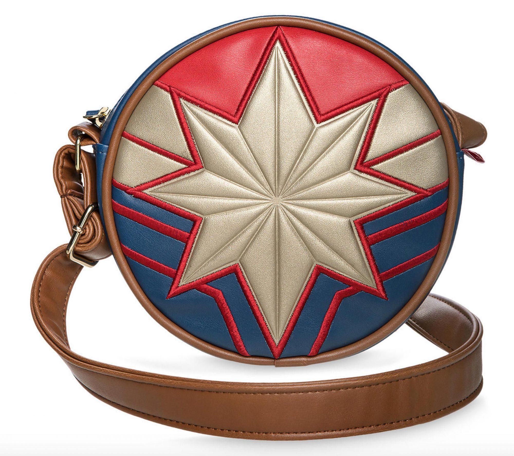 Captain Marvel merch