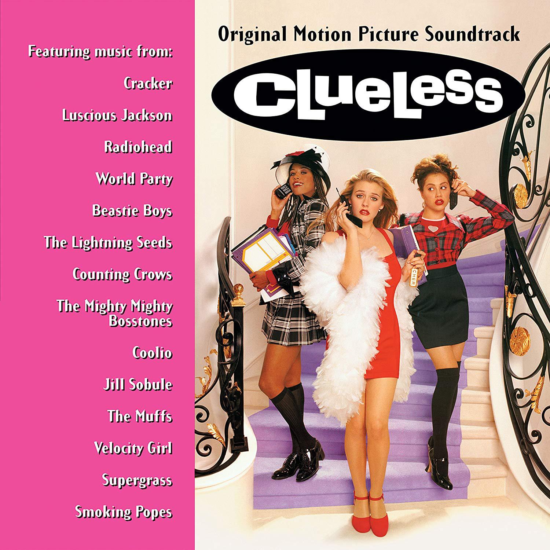 CluelessMovie Soundtrack Album Cover