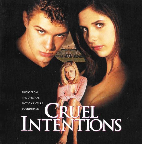 Cruel Intentions Movie Soundtrack Album Cover
