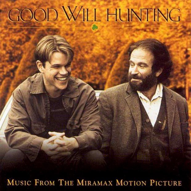 Good Will HuntingMovie Soundtrack Album Cover