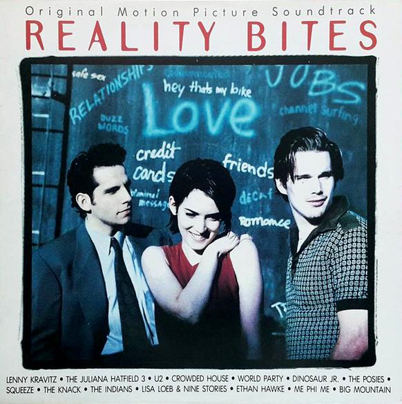 Reality BitesMovie Soundtrack Album Cover