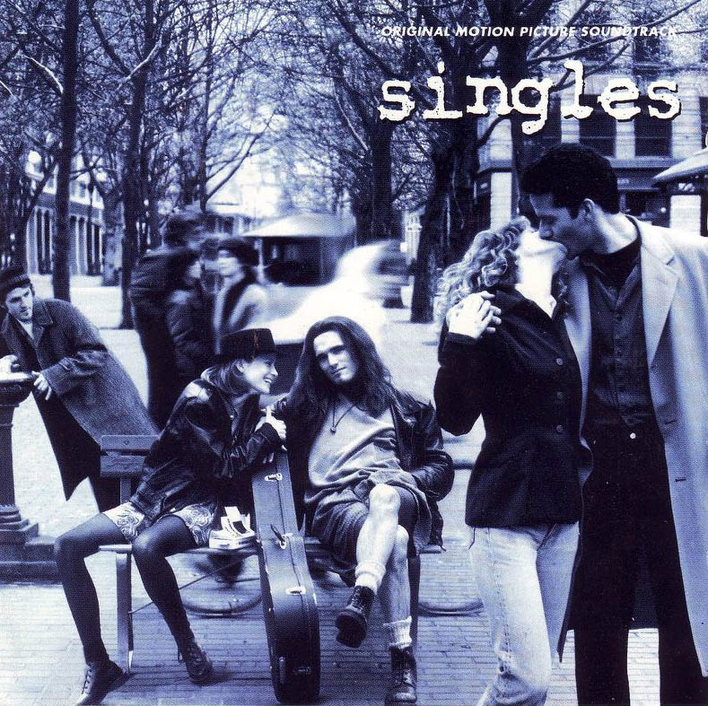 SinglesMovie Soundtrack Album Cover