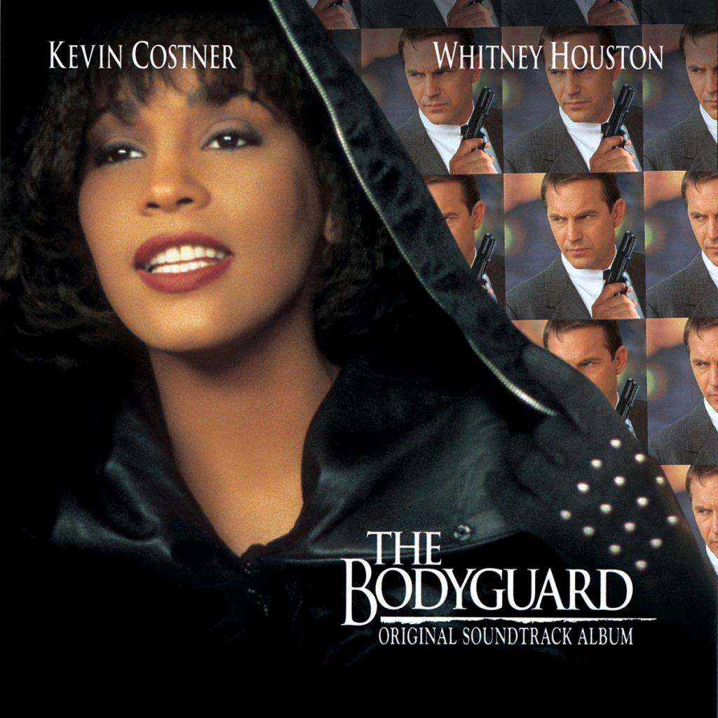 The BodyguardMovie Soundtrack Album Cover