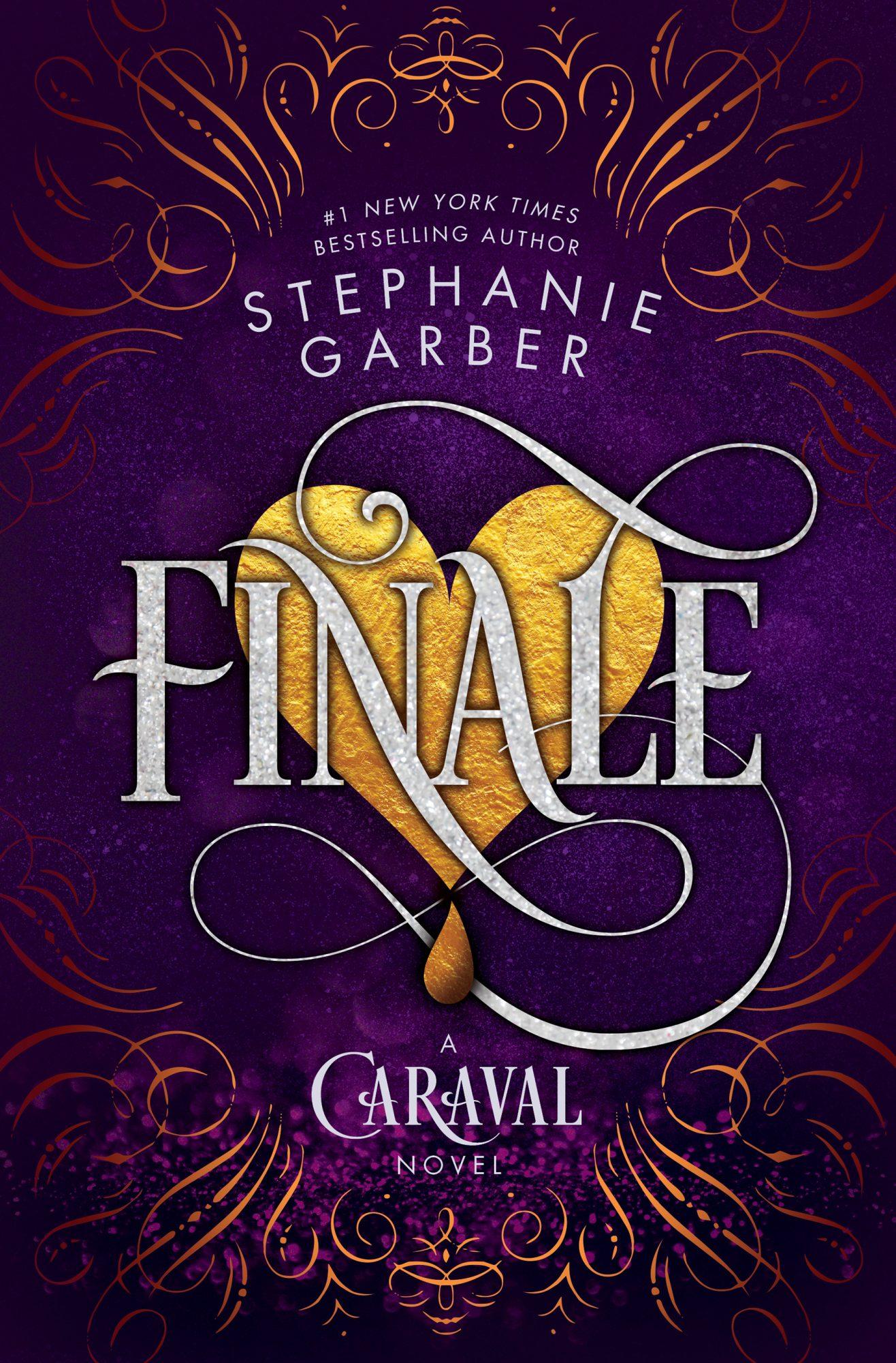 Finale by Stephanie GarberCR: Flatiron Books