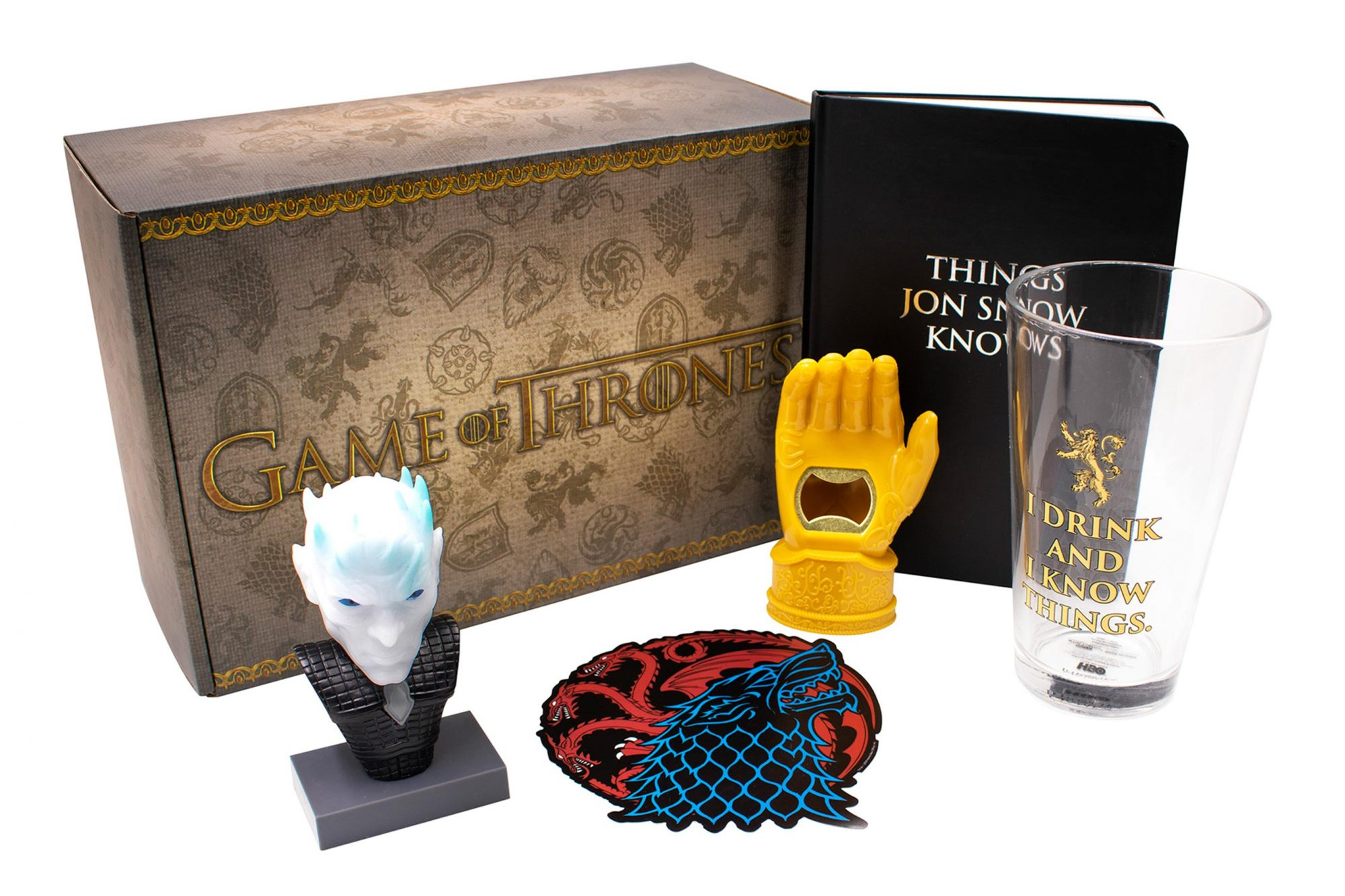 Officially Licensed Game of Thrones Collector Box