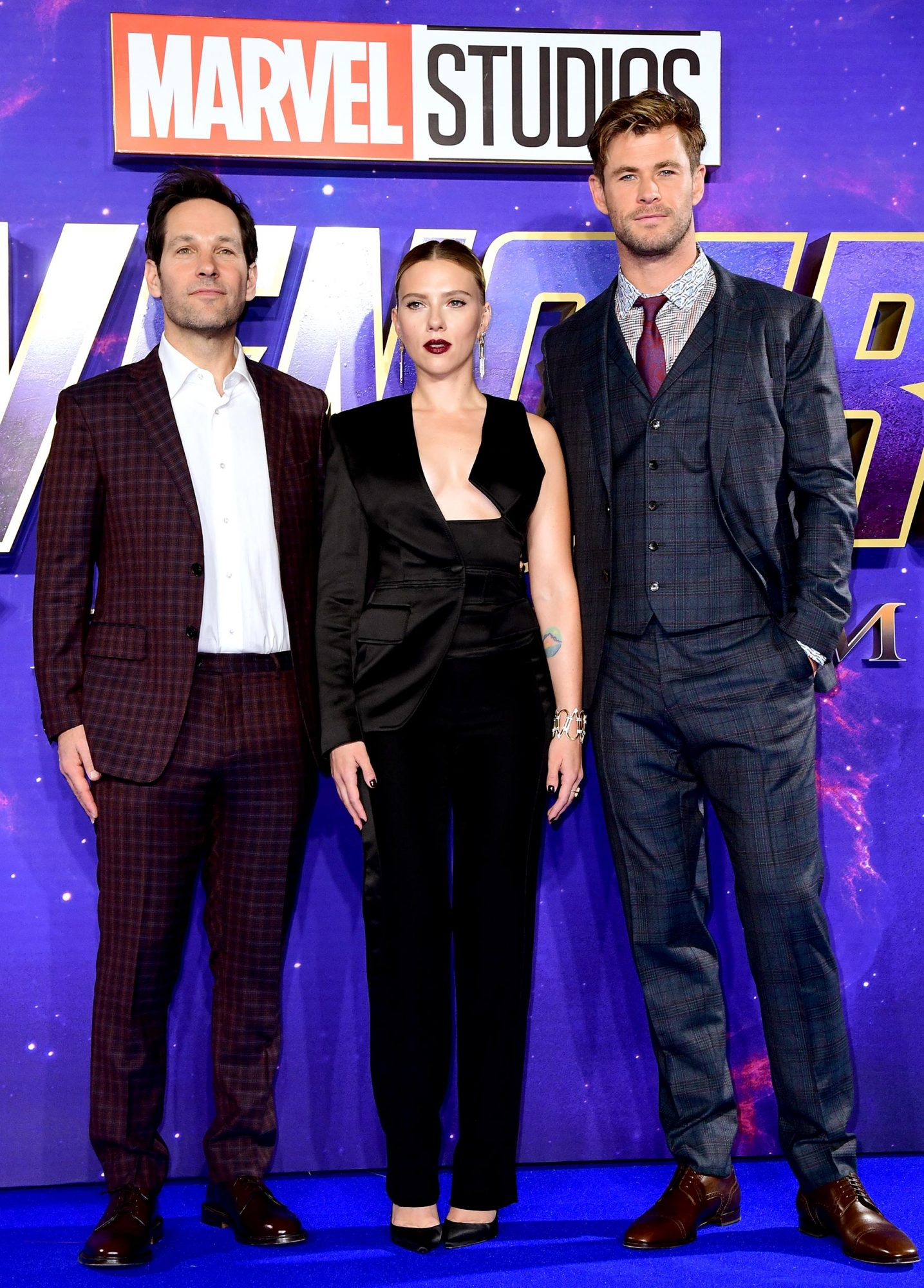 Avengers: Endgame Fan Event - London