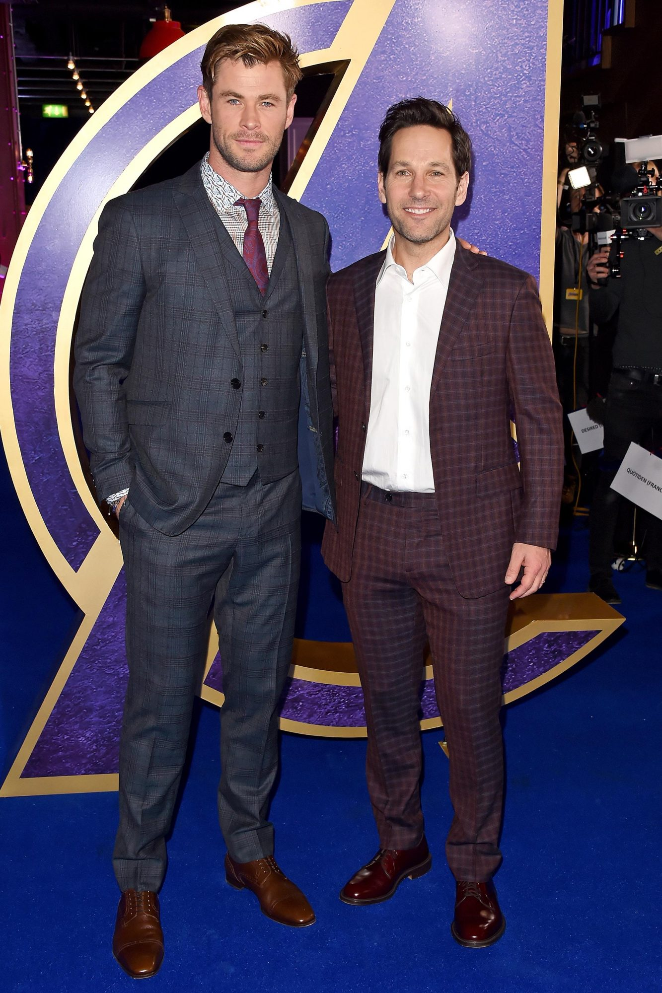 """Avengers Endgame"" UK Fan Event - VIP Arrivals"