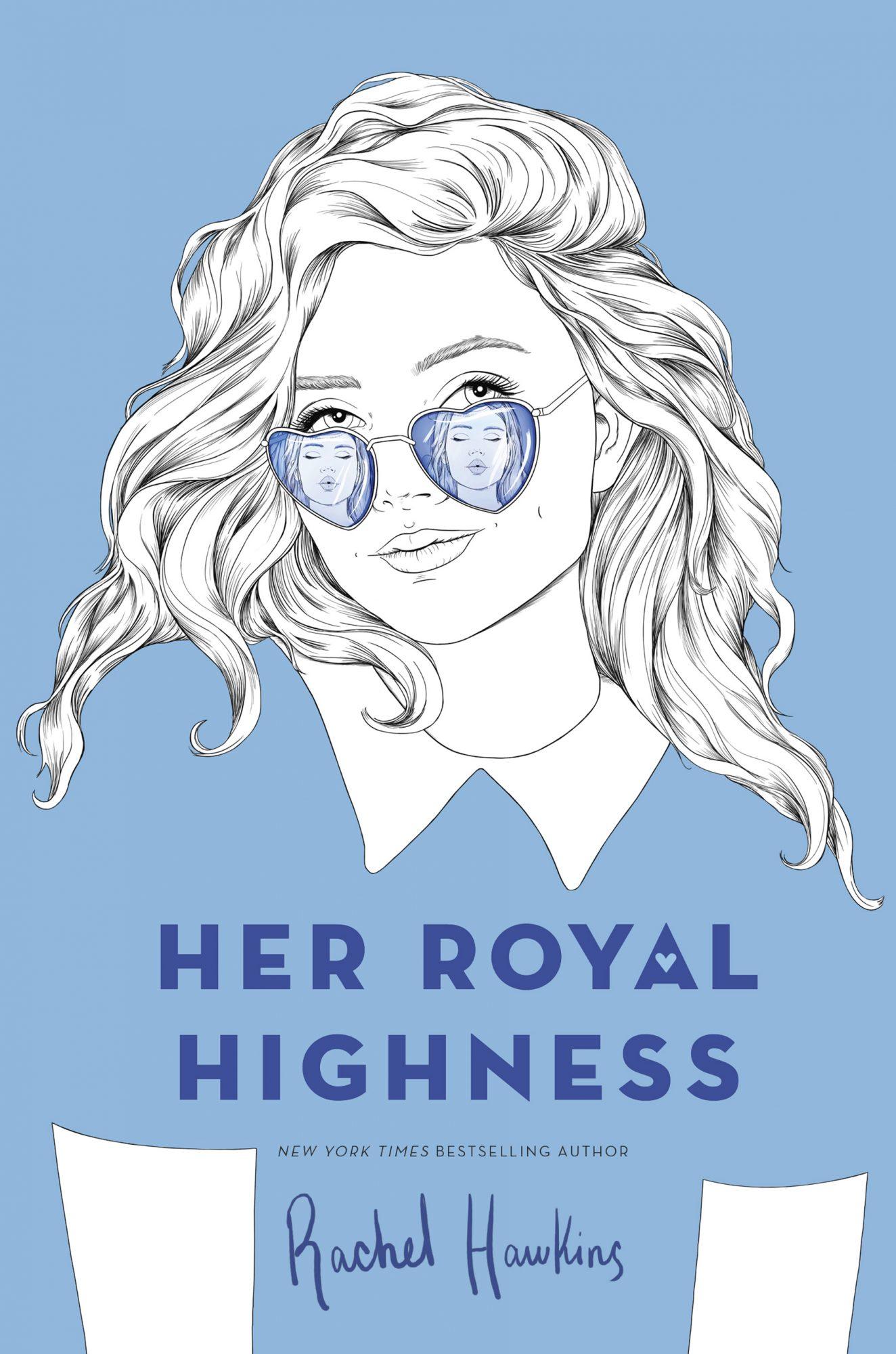 Her Royal Highness by Rachel Hawkins