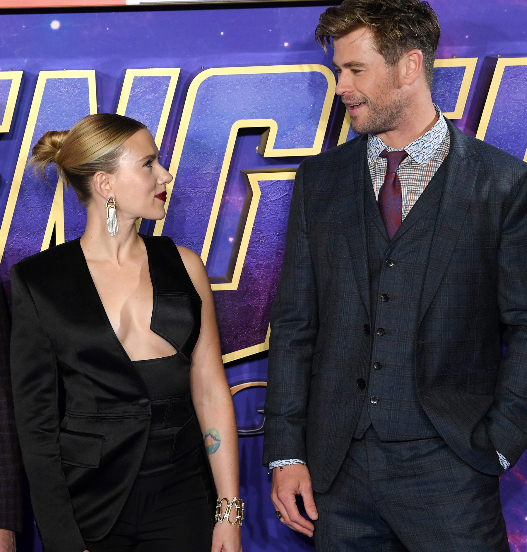'Avengers: Endgame' film fan event, London, UK - 10 Apr 2019