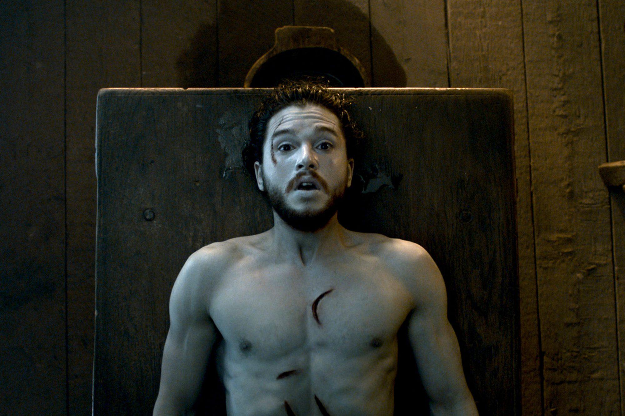Game of ThronesHome Season 6, Episode 2AIr Date: May 1, 2016Kit Harington