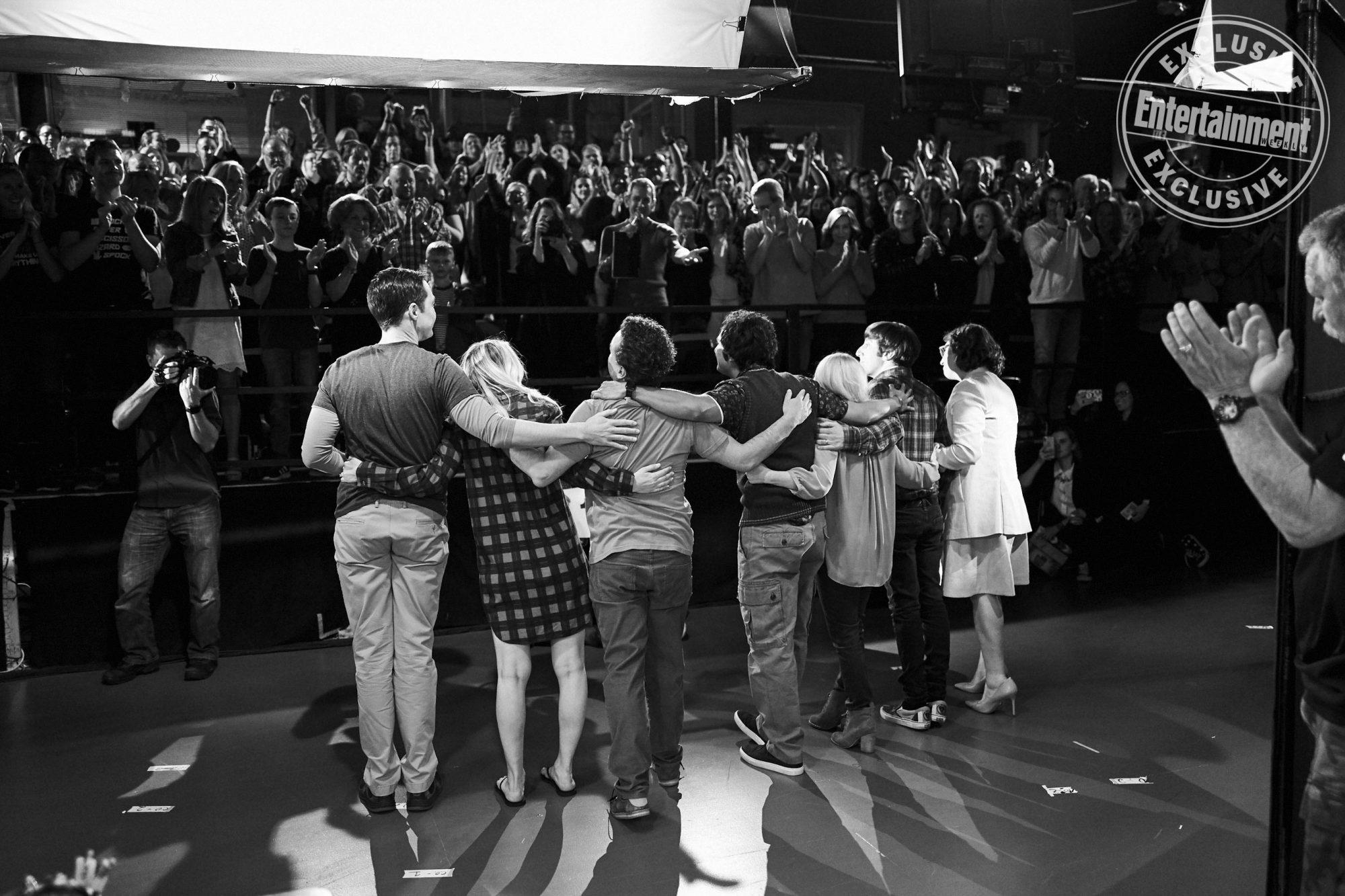 Embargoed 05/15/19 9pm ETThe Big Bang Theory BTSCR: Joe Pugliese/CBS