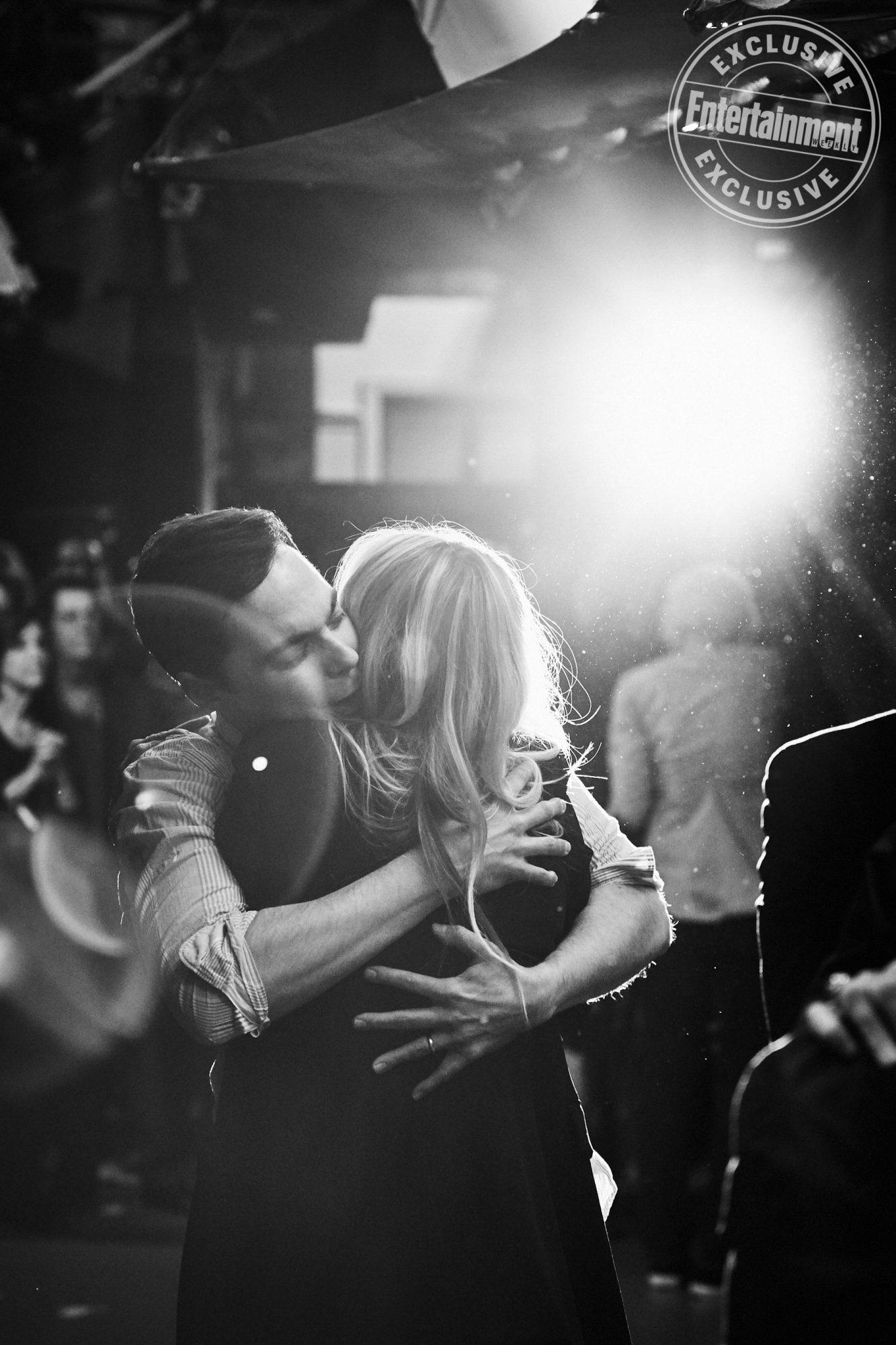 The Big Bang Theory BTSCR: Joe Pugliese/CBS