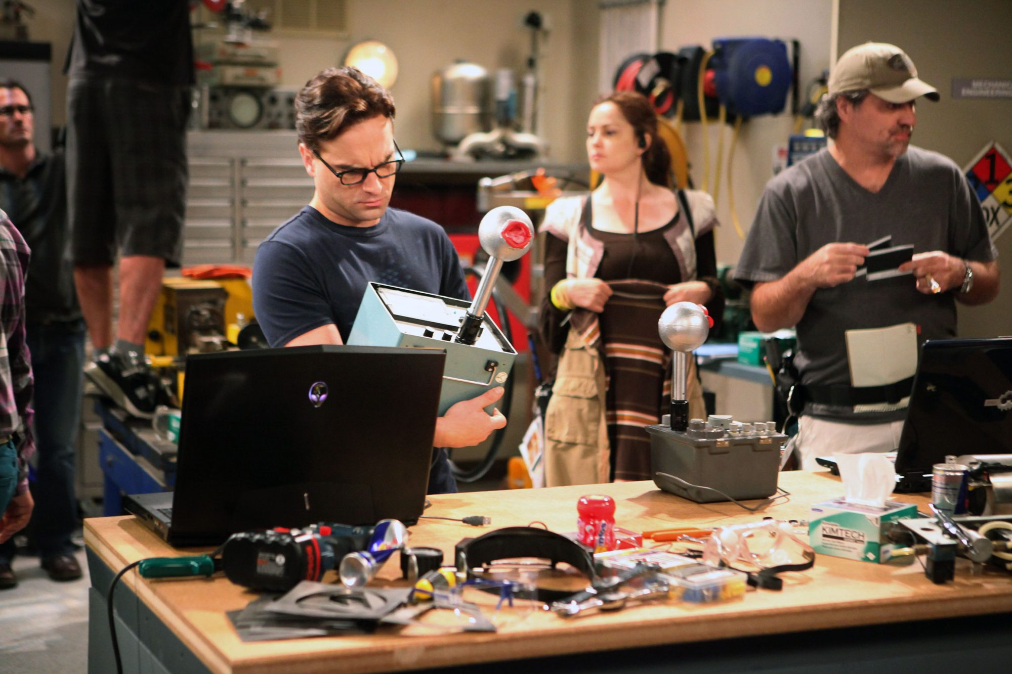The Big Bang TheoryBTSCR: CBS