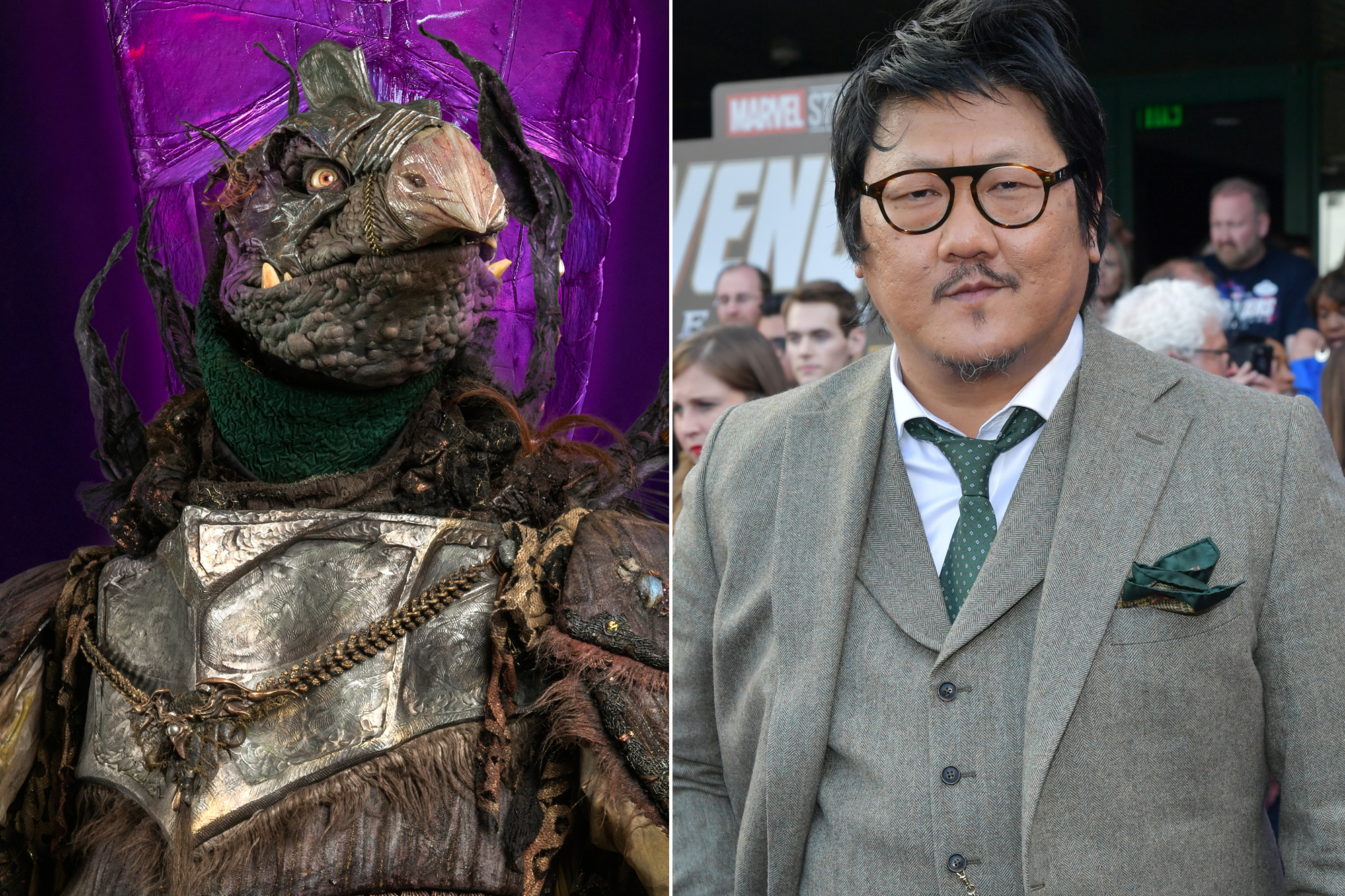 Benedict Wong as The General