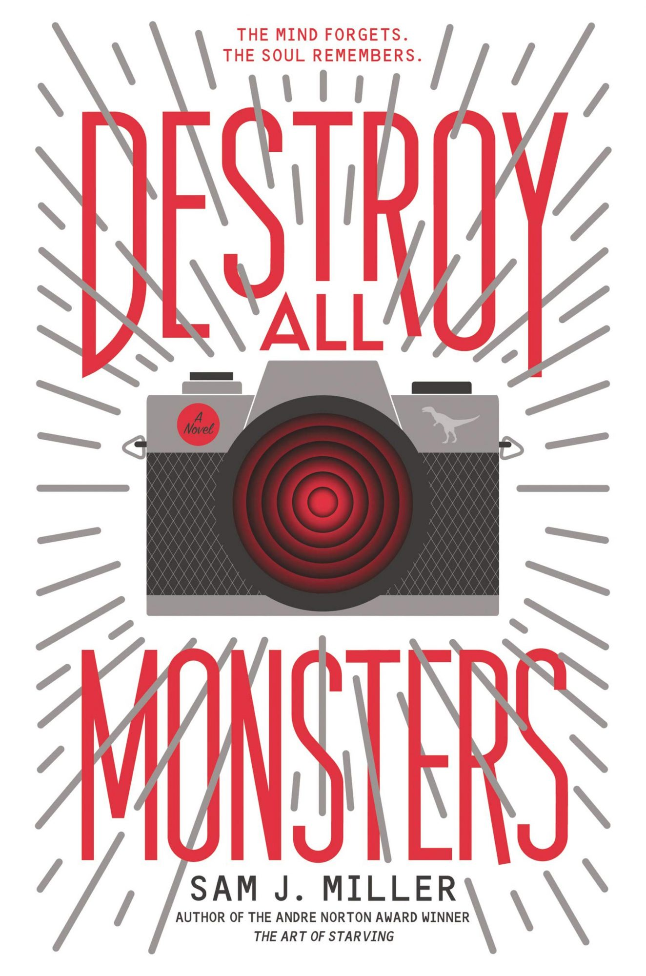 Destroy All Monsters by Sam J. MillerPublisher: HarperTeen
