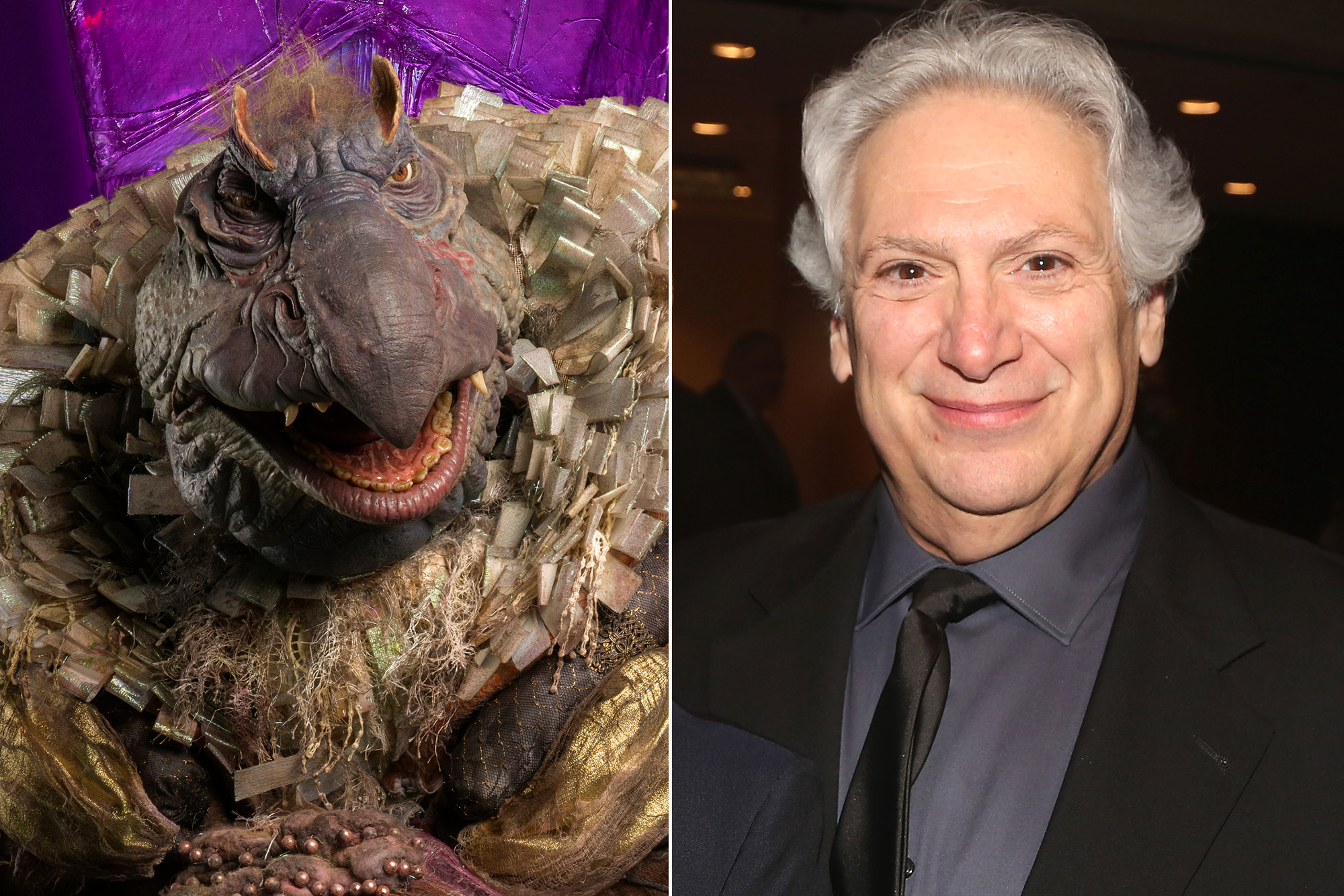 Harvey Fierstein as The Gourmand