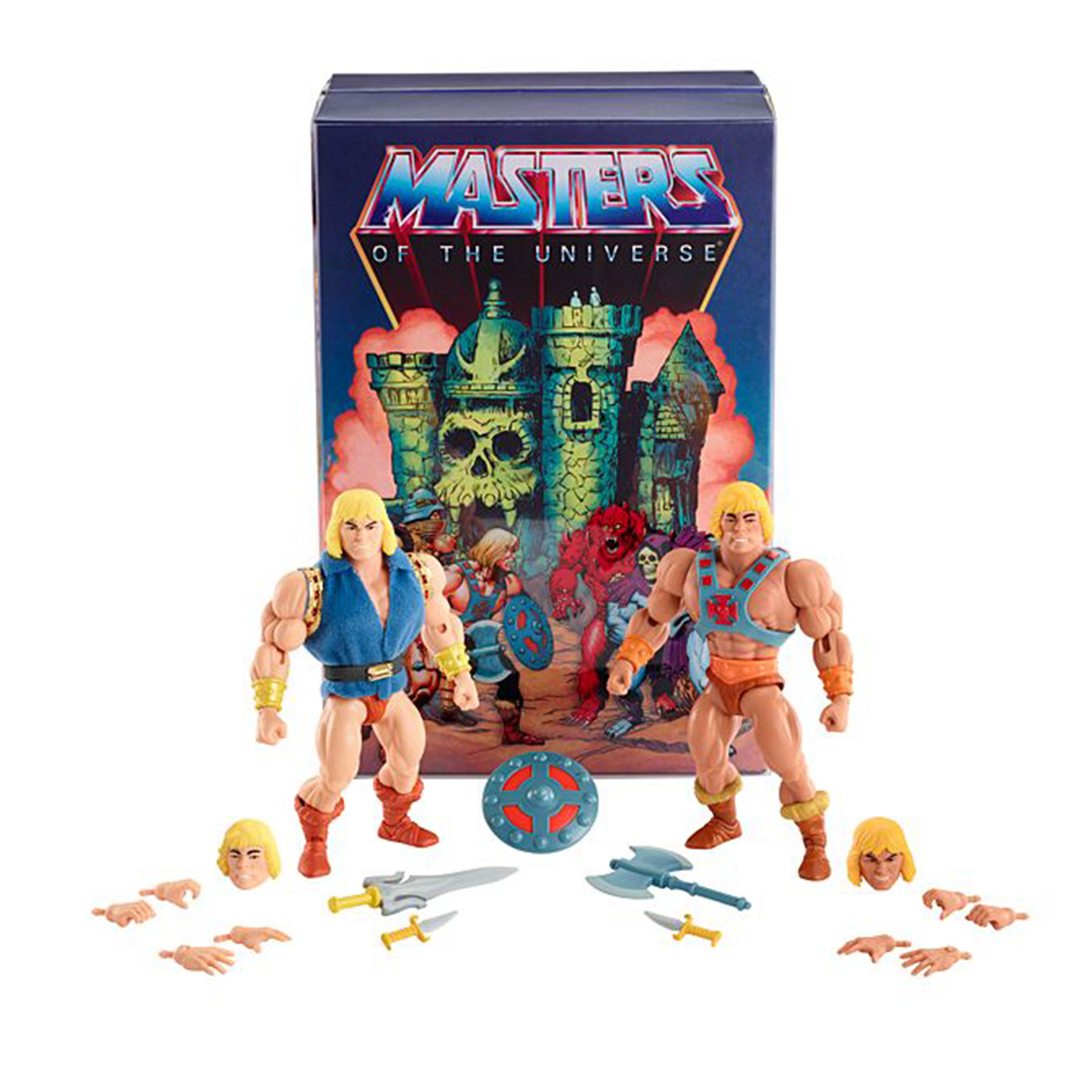 He-Man & Prince Adam from Masters of the Universe