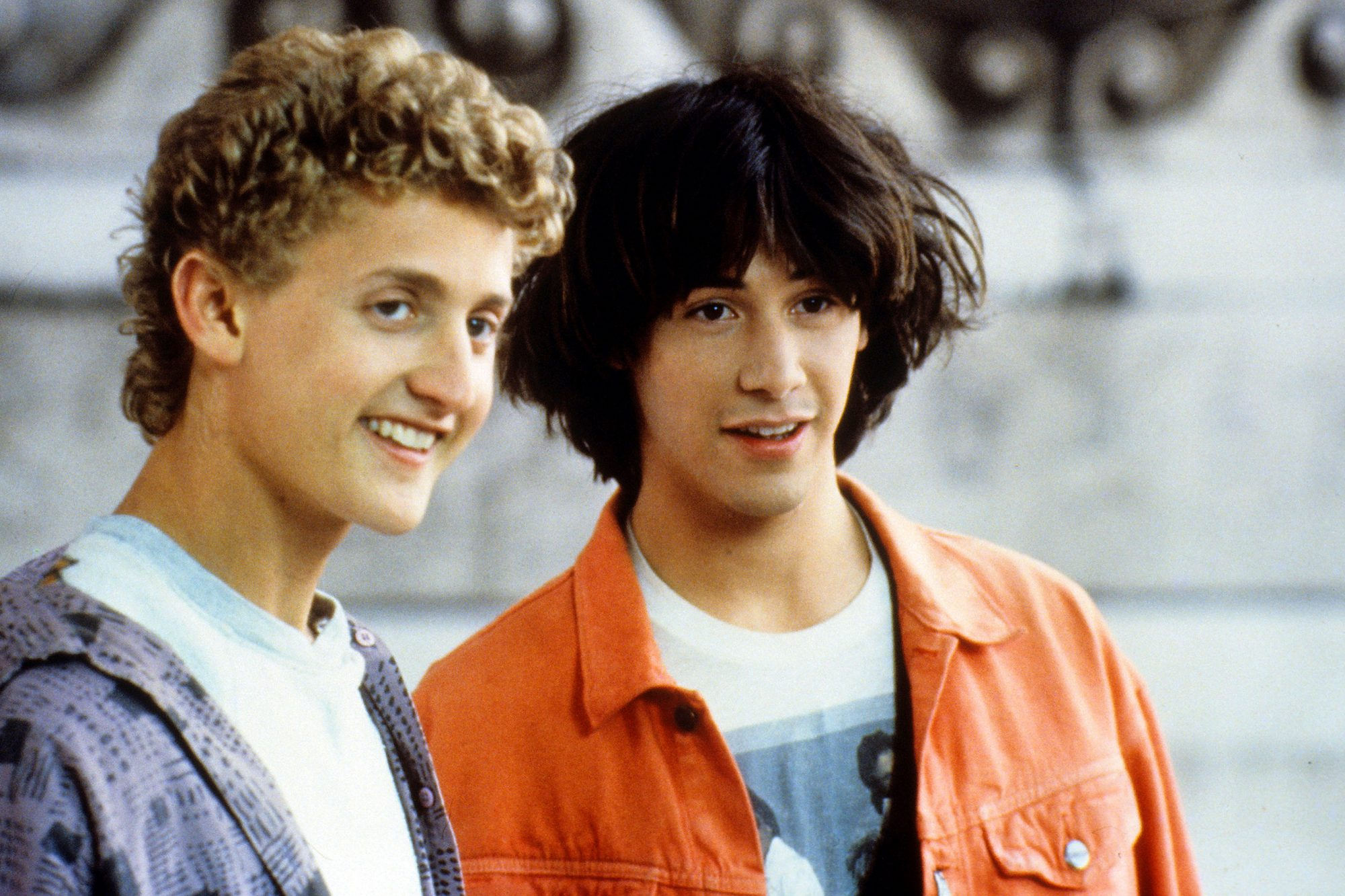 6. Bill & Ted's Excellent Adventure (1989)