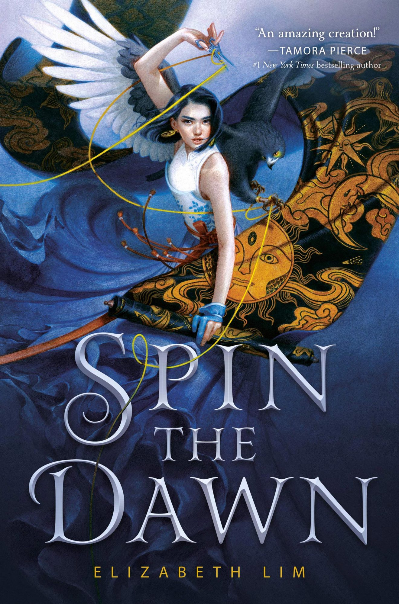Spin the Dawn by Elizabeth LimPublisher: Knopf Books for Young Readers