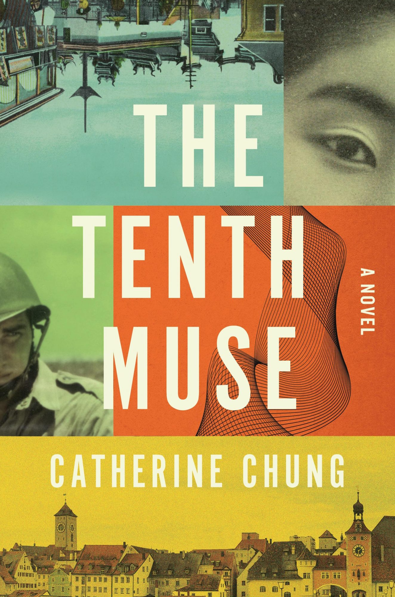 The Tenth Muse (2019)Author: Catherine Chung