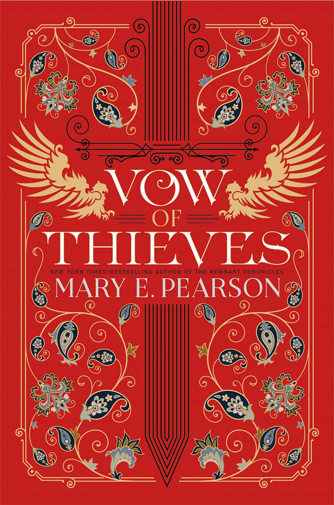 Vow of Thieves by Mary E. PearsonPublisher: Henry Holt and Co.