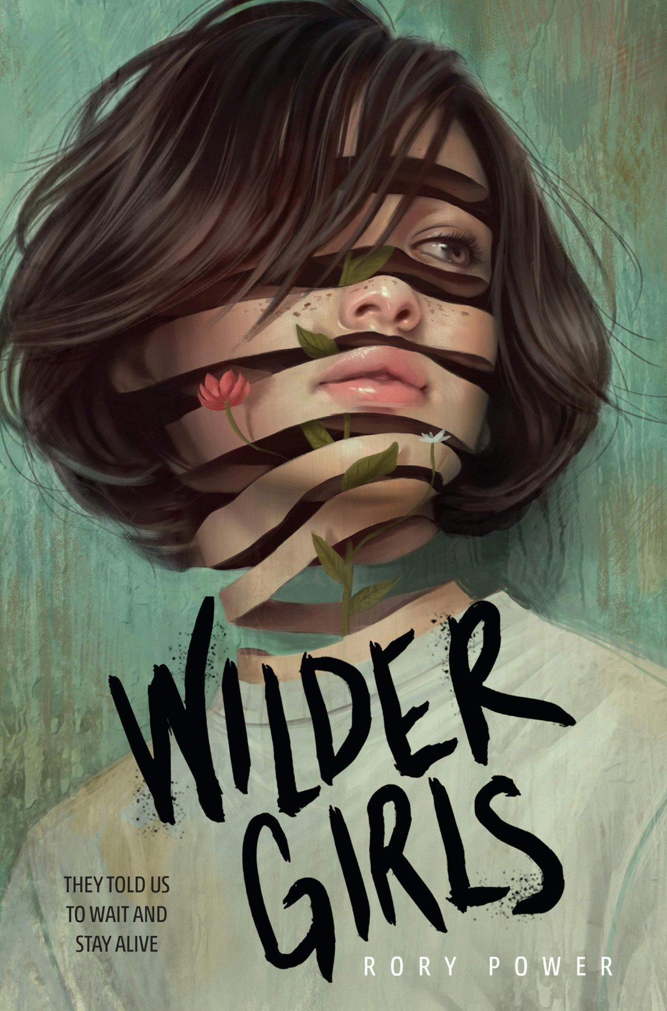 Wilder Girls by Rory PowerPublisher: Delacorte Press