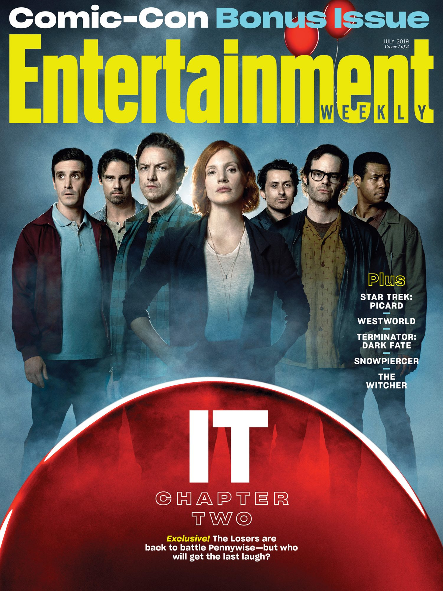 It Chapter TwoThe Losers Club