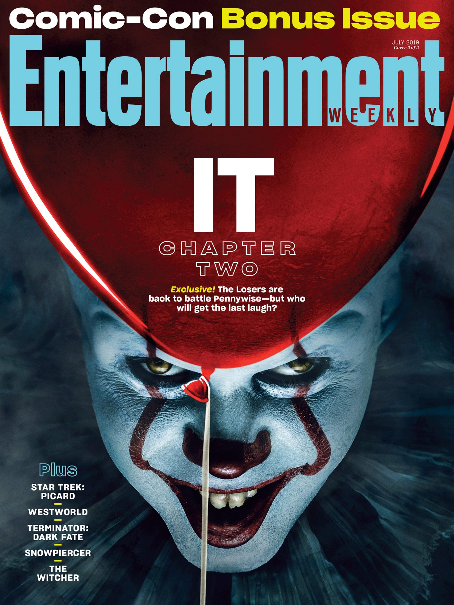 It Chapter TwoBill Skarsgard as Pennywise