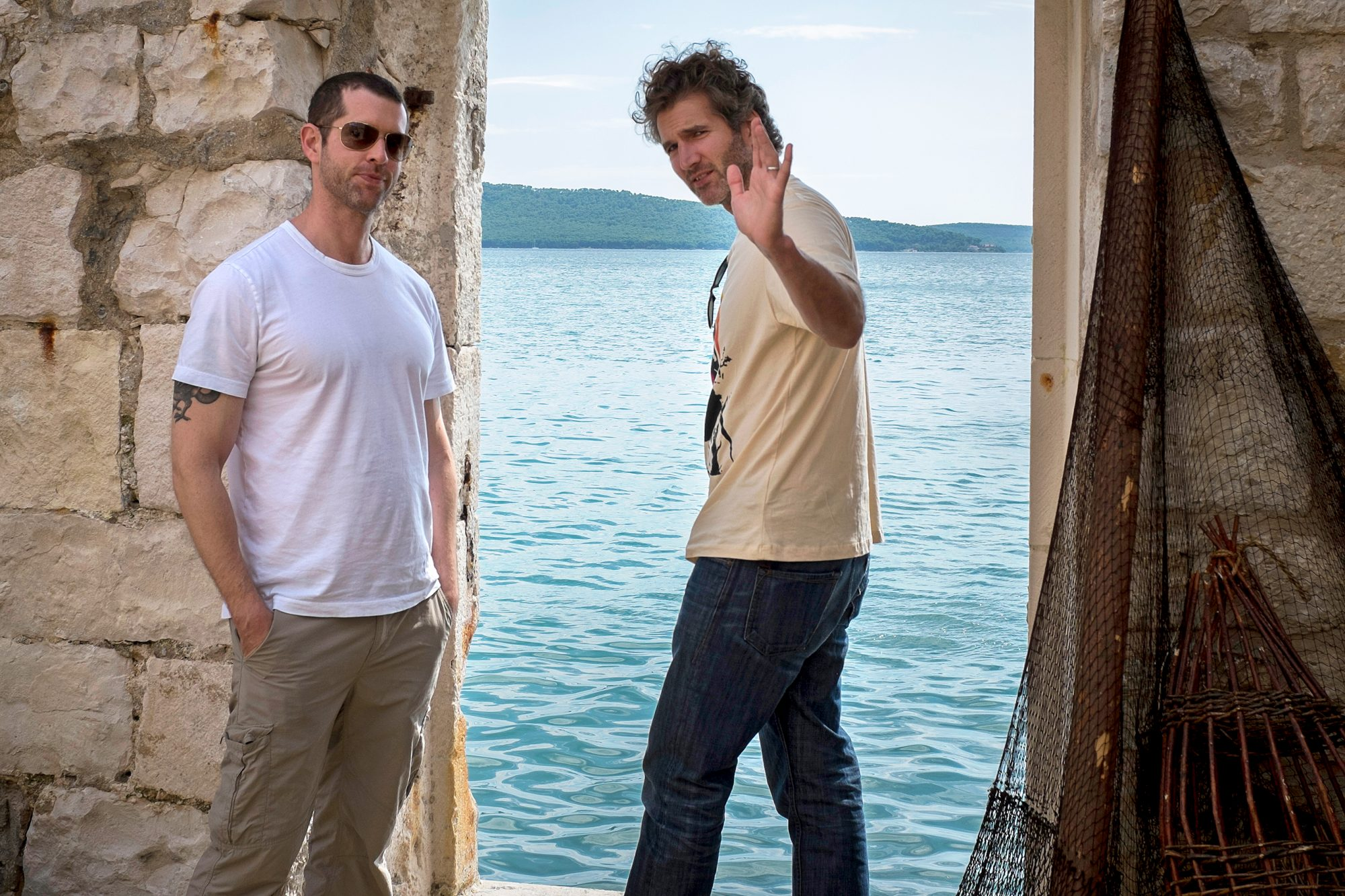 D.B. Weiss and David BenioffSeason 5 Episode 8Behind the Scenes